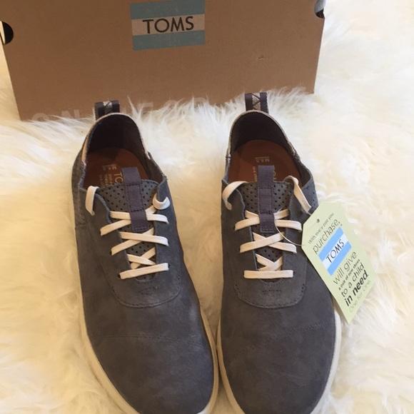 Toms Shoes | Toms Cabrillo Mens Suede